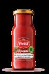"""""""Il pregiato"""" Organic datterini passata flavoured with white truffle - Petti Tomato"""