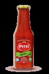 """""""Il Ketchup Bio"""" Petti è realizzato con soli pomodori toscani biologici"""