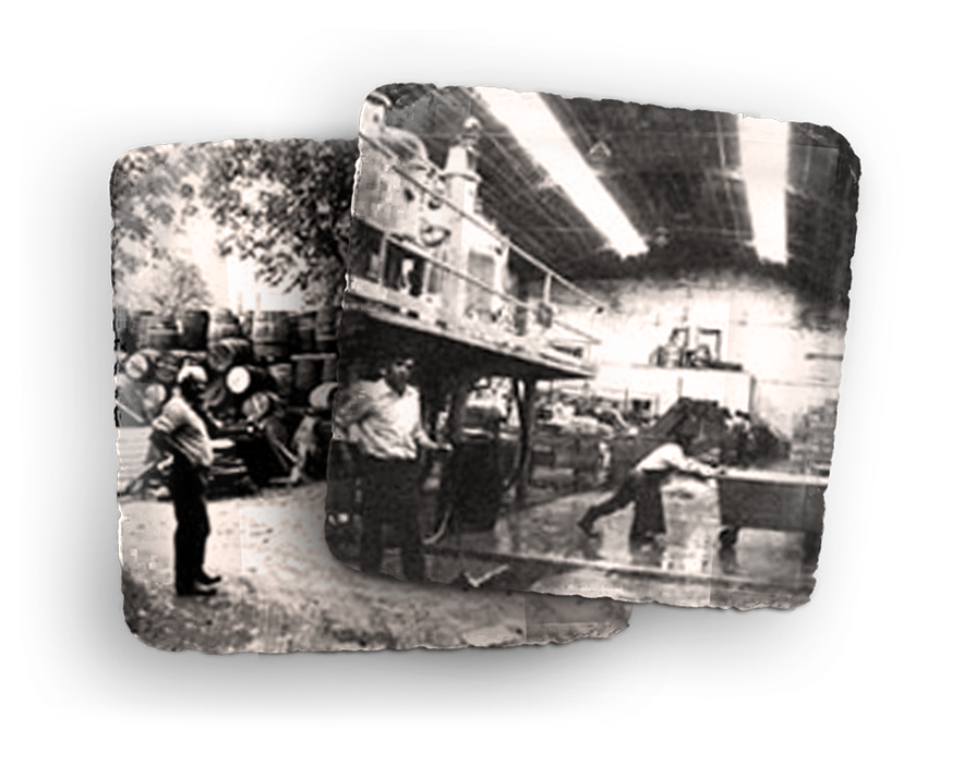 Foto Storiche dell'Azienda Petti