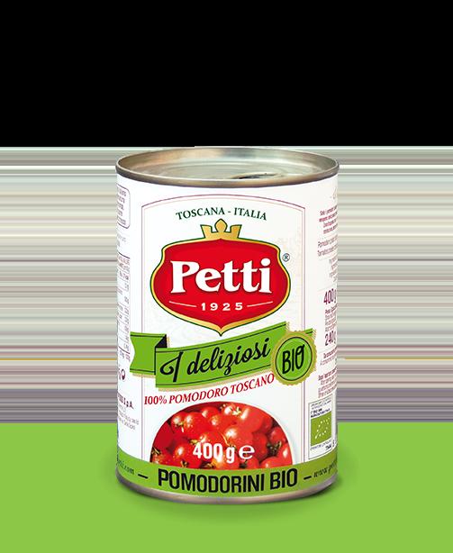 """""""I Deliziosi Bio"""": pomodorini Petti ciliegini biologici"""