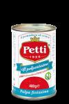 """""""Il Polpissimo"""" - Polpa Finissima di Pomodoro Petti: Confezione da 400 grammi"""