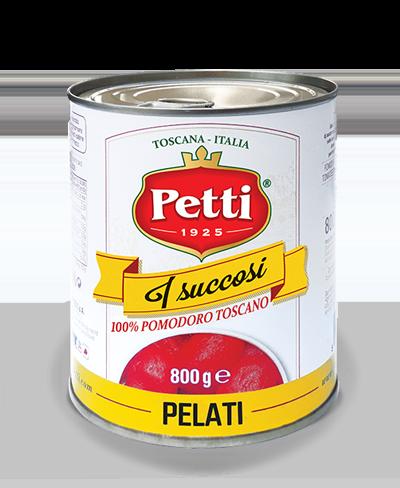 """""""I Succosi"""" - Peeled tomatoes Petti"""