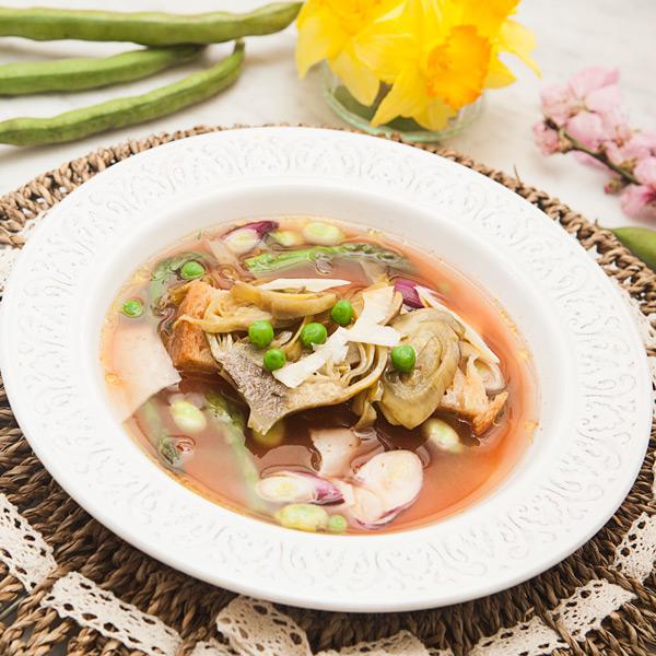 Acquacotta di primavera: la ricetta   Pomodoro Petti