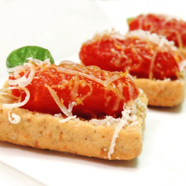 Fantasie di grano con datterini pelati Bio: la ricetta | Pomodoro Petti