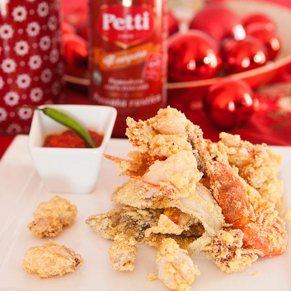 Frittura made in sud con salsa piccante: la ricetta | Pomodoro Petti