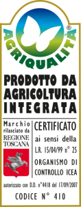 Agriqualità certification for the tuscan tomatoes