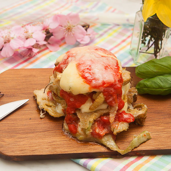 Parmigiana di carciofi: la ricetta | Pomodoro Petti