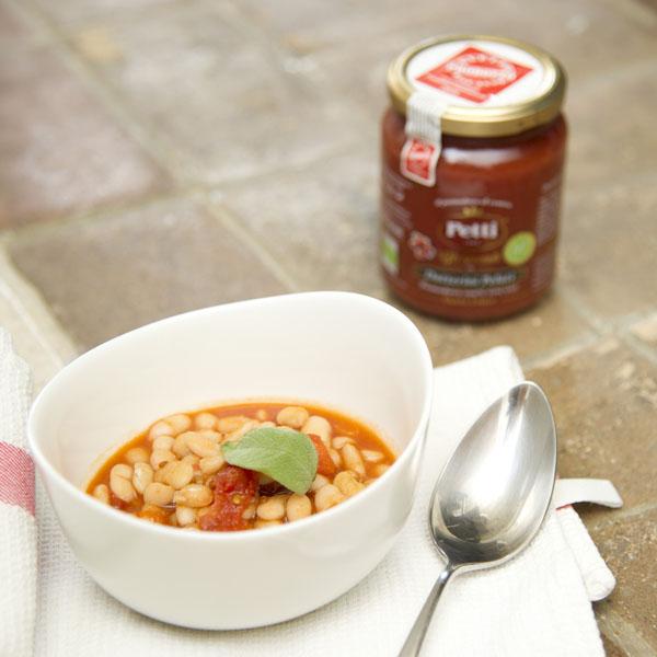 Tuscan-style beans | Petti Tomato - Petti Recipes