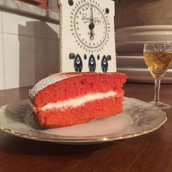 torta al pomodoro