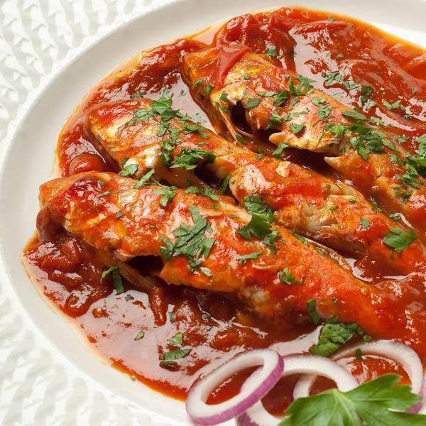 Triglie alla livornese: la ricetta | Pomodoro Petti