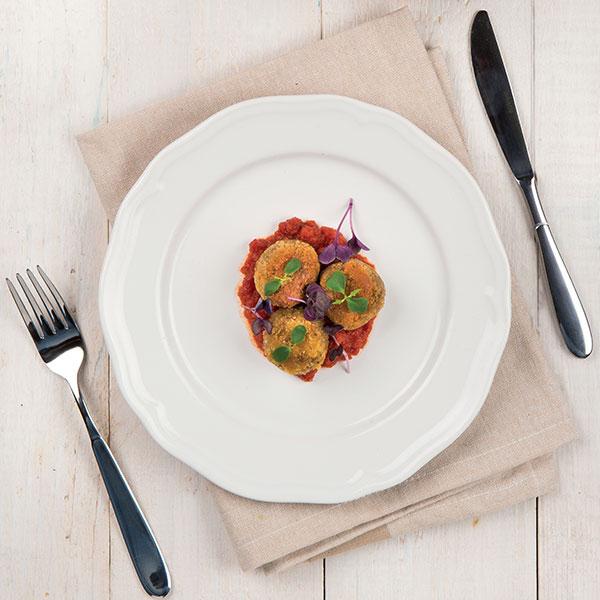 Polpettine di tonno con salsa al pomodoro: la ricetta | Pomodoro Petti
