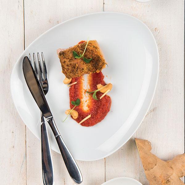 Pollo speziato con arachidi e salsa allo zenzero: la ricetta | Pomodoro Petti