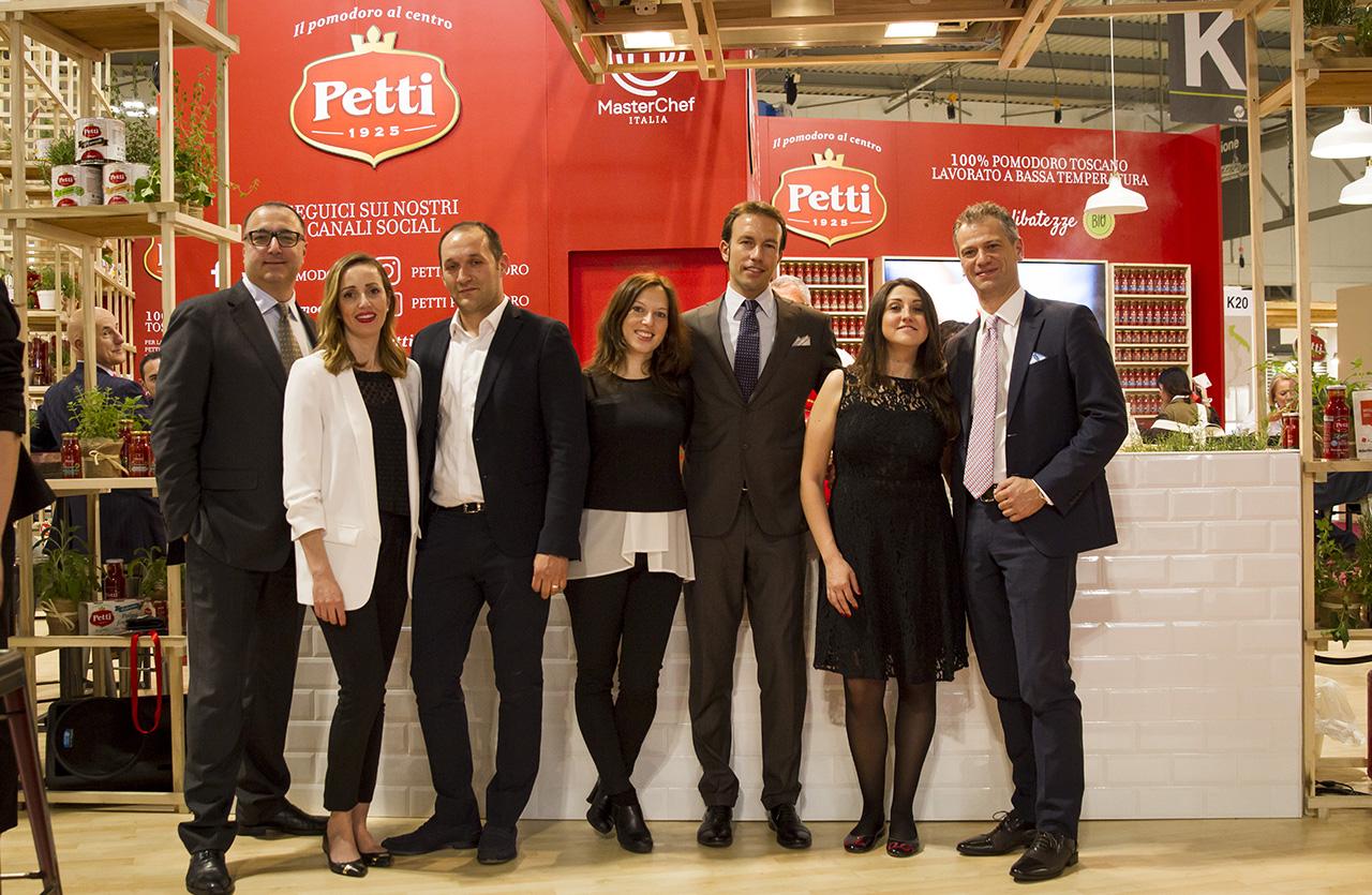 Il gruppo Petti partecipa a