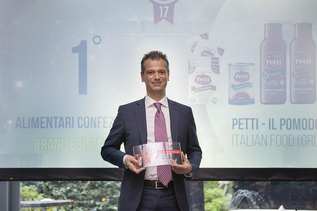 Il Gruppo Petti vince il premio