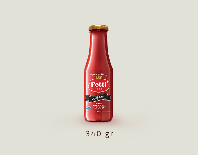 Il Ketchup - 340 gr bottle